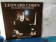 "leonard cohen""my radio sweetheart""bbc 1968.limited=162/300 ex.lp12""esp."