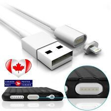 NEW Magnetic 8pin lightning charging cable for iPhone iPad phone charger adapter