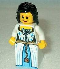 PIRATES #01 Lego Admiral's Daughter (Maiden) NEW 6243 Genuine Lego