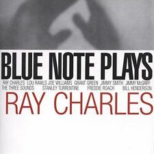 Various Artists Blue Note Plays Ray Charles CD