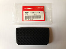 GENUINE HONDA CRV AUTOMATIC PEDAL RUBBER 1997-2001