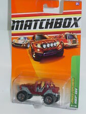 MATCHBOX 2010 #99 MBX 4X4 PANTHERA TRACKER