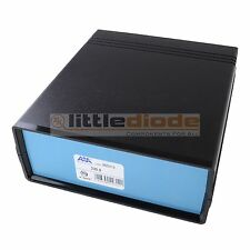 TEKO Black Plastic Electronics Project Box Enclosure 173x154x61mm