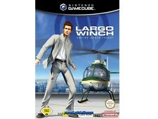 ## Largo Winch: Empire Under Threat (deutsch) Nintendo GameCube Spiel // GC ##