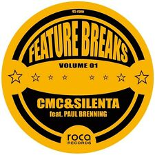 CMC & Silenta - Feature Breaks Volume 1 12""