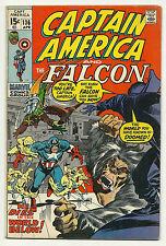 Captain America 1971 #136 Fine/Very Fine