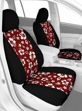 2012 2013 JEEP LIBERTY JET LIMITED SPORT SEAT COVERS FRONT CALTREND HAWAIIAN NEO