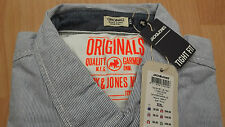 """JACK AND JONES LONG SLEEVED SIZE 44""""-46"""" TIGHT FIT(ORIGINAL)"""