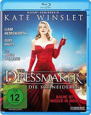 THE DRESSMAKER, Die Schneiderin (Kate Winslet, Liam Hemsworth) Blu-ray Disc NEU