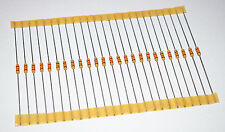 82k 5% ISKRA RESISTOR UPM 2 X 6 CARBON FILM 1970's - 100 PIECES