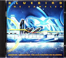 Bluebird - The Sampler - V/A -Best Of Jazz Masters CD (Duke Ellington/Red Norvo)