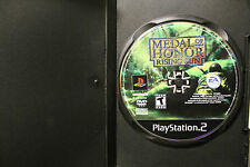 Medal of Honor: Rising Sun  (Sony PlayStation 2, 2003) *Tested