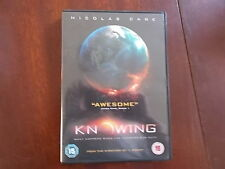 Knowing Dvd