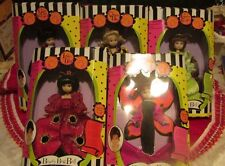 BETTY BUG DOLL COLLECTION KNICKERBOCKER QUEEN BEE  COCKROACH LADY BUG BARBIE