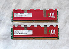 Mushkin Redline 4GB (2x2GB) DDR2-1000 PC2-8000 996593