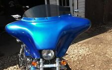 BATWING WINDSHIELD FAIRING HARLEY DYNA WIDE GLIDE SUPER LOW RIDER CUSTOM STREET