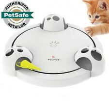 Frolicat Pounce Rotating Cat Teaser Toy