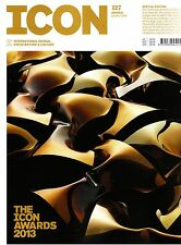 ICON #127 January 2014 THE ICON AWARDS 2013 Rijksmuseum PRACA DAS ARTES @New@