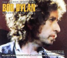 Classic Interviews, Vol. 3: 1978-1981 [Slipcase] by Bob Dylan (CD, May-2006,...