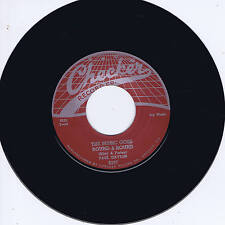 PAUL GAYTON - THE MUSIC GOES ROUND & ROUND / YOU BETTER BELIEVE IT - R&B JIVERS