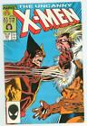 X MEN 222 5.0 SABERTOOTH WOLVERINE NICE GLOSSY BOOK