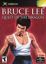 Bruce Lee: Quest of the Dragon XBOX Disc Only No Case No Manual FREE SHIPPING