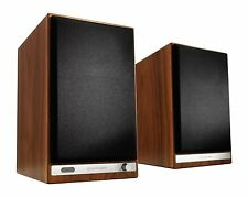 Audioengine HD6 Powered Bookshelf Speakers (Pair) Walnut
