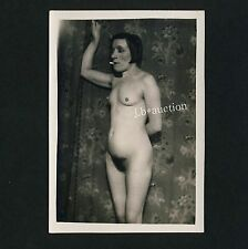 NUDE WOMAN or MAN ? FRAU oder MANN NACKT * Vintage 1920s Photo Gay Int #3