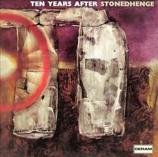TEN YEARS AFTER Stonedhenge Remastered with Bonus Tracks New CD Alvin Lee Blues