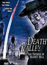 Death Valley - The Revenge of Bloody Bill (DVD, 2004) NEW