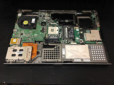 Dell Precision M6500 Motherboard With I/O Ports Exhaust Fan and Bottom Casing
