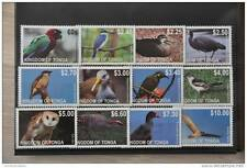 G 115 ++ 2012 TONGA BIRDS VOGELS OISEAUX ++ HIGH FACE VALUE ++ MNH POSTFRIS **