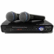 VOCAL-STAR VS-600 CDG DVD USB KARAOKE MACHINE PLAYER 1 MICS 300 TOP SONGS