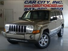 Jeep: Commander Limited 4WD