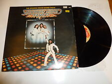 Saturday Night Fever - 1977 UK 17-track double vinyl LP