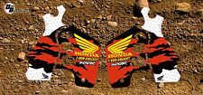 HONDA CR 500 1997 1-800 COLLECT RAD AND TANK MOTOCROSS  DECALS STICKERS GRAPHICS