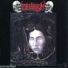 DELIRIUM Zzooouhh + Demos/Live DOUBLE CD REISSUE CELTIC FROST ASPHYX OBITUARY