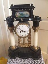 Orginal Biedermeier Uhr Um 1840