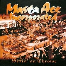 Sittin' on Chrome [3CD] [Box] by Masta Ace Incorporated (CD, Sep-2012, 3 Discs,