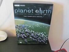 Planet Earth - The Complete Collection (DVD, 2007, 5-Disc Set) BBC