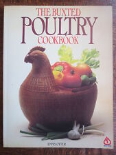 VINTAGE Cookery Book BUXTED POULTRY COOKBOOK Chicken Recipes Duck Turkey 1979