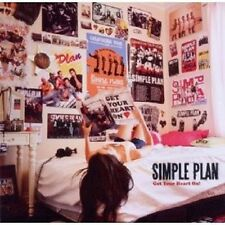 "SIMPLE PLAN ""GET YOUR HEART ON!(FRENCH VERSION)"" CD NEU"