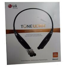 Brand NEW LG HBS-810 Tone Ultra Bluetooth Wireless Stereo Headset Navy Superior