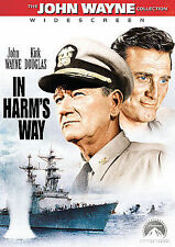 In Harm's Way (DVD, 2001, Checkpoint)