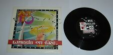 "Siouxsie & The Banshees Wheels On Fire 7"" Single - EX"