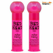 TIGI Bed Head After Party Smoothing Cream - TWIN PACK (2 x 100ml)