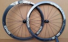 NEW ENVE 1.45 Carbon Tubular Road Wheelset 700c DT 240 11 Speed Classic 45