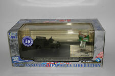 SOLIDO MILITARY #4494/34 U.S. ARMY DODGE WC WEAPONS CARRIER, 1:50 SCALE, NIB