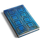TARDIS Doctor Who River Song's Journal Notebook Mottled Blue Door Diary Deluxe
