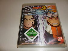 PlayStation 3  PS 3  Naruto: Ultimate Ninja Storm